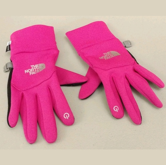 50b2eec8e The North Face Ur Powered Gloves Pink Size XS